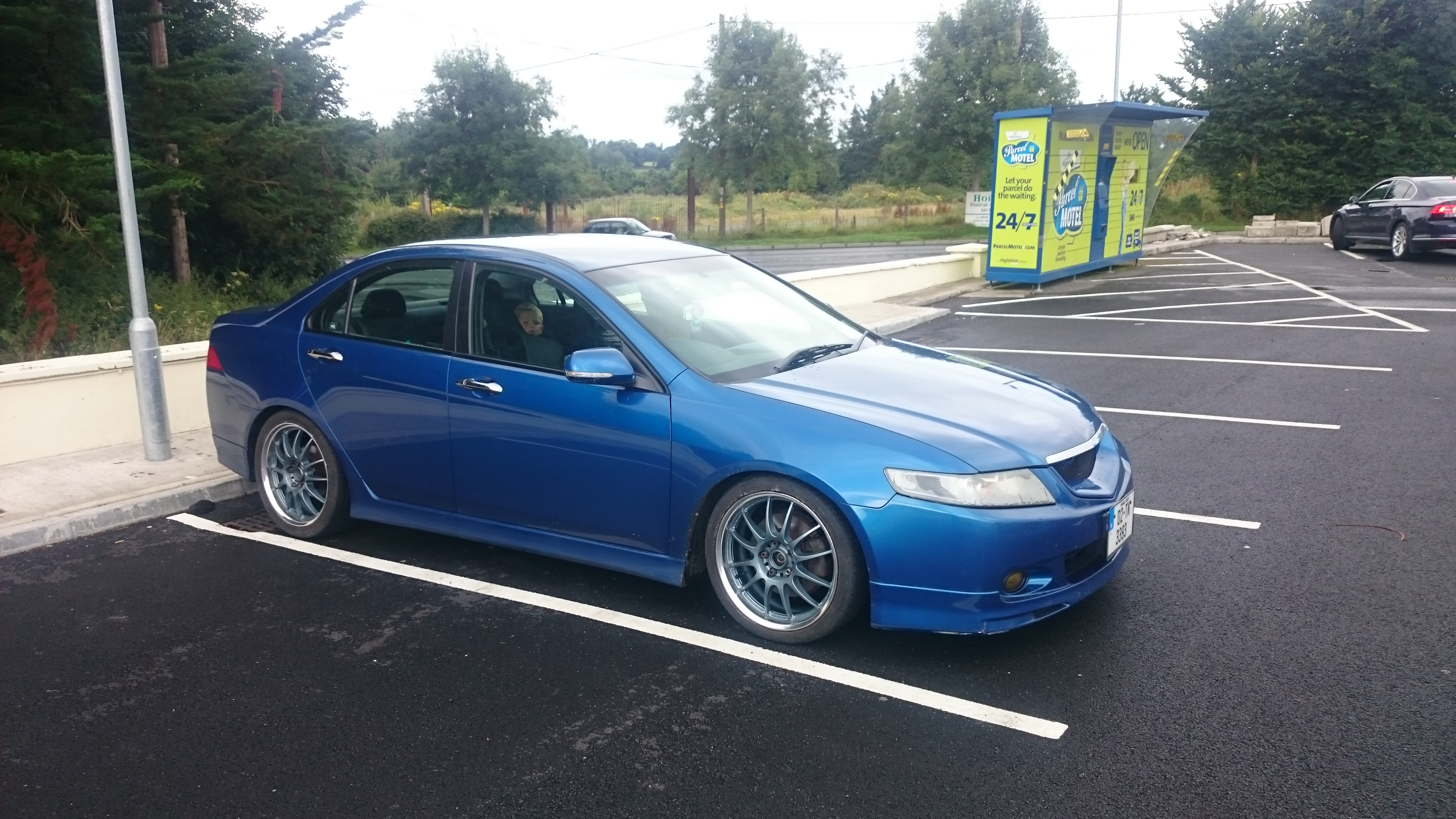 2002 Honda Accord Euro R