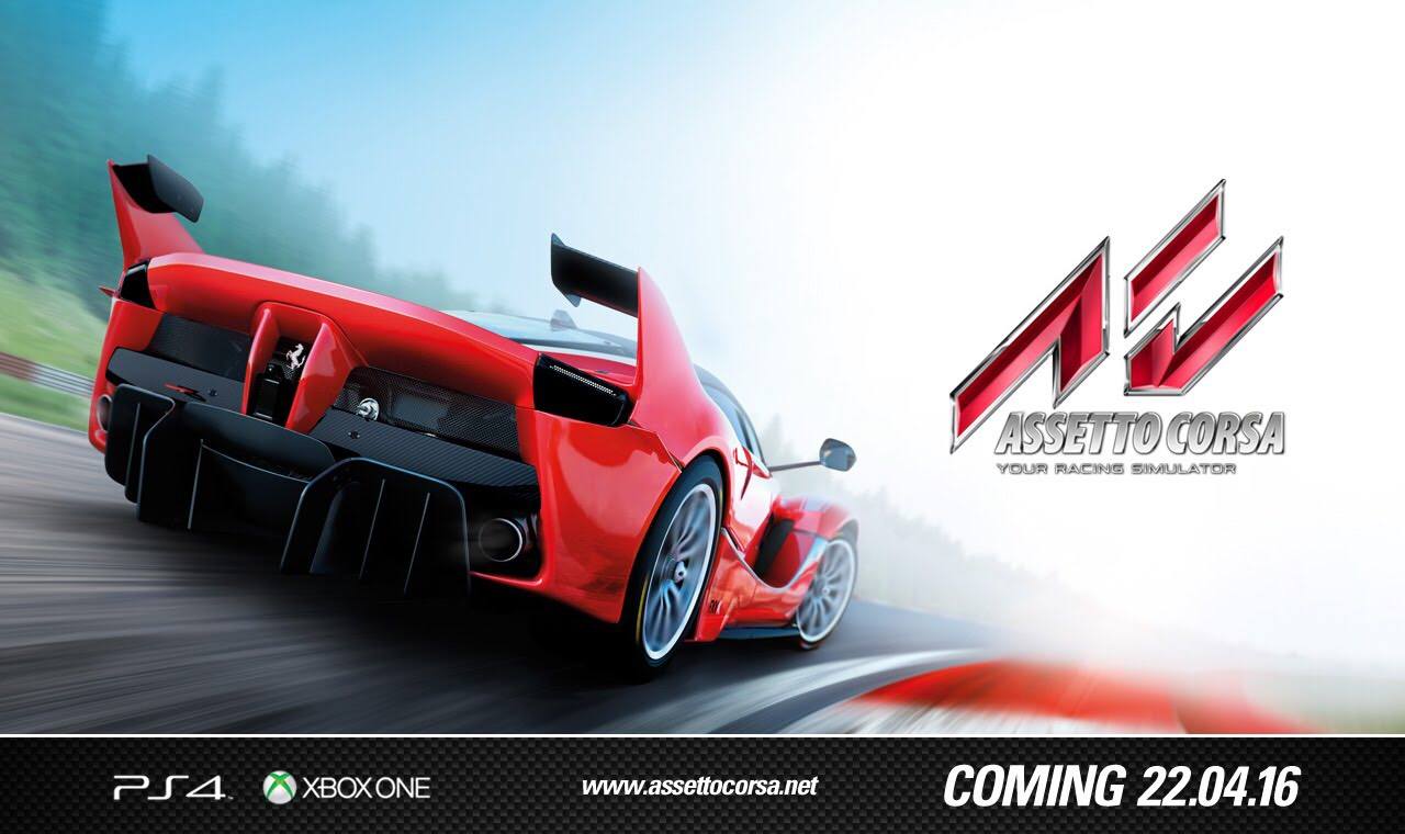 Modding for Assetto Corsa on the Console