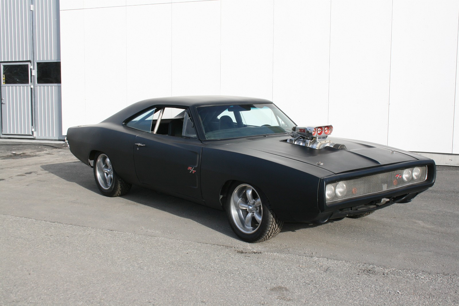1968 dodge charger r t from fast n 39 furious 4. Black Bedroom Furniture Sets. Home Design Ideas
