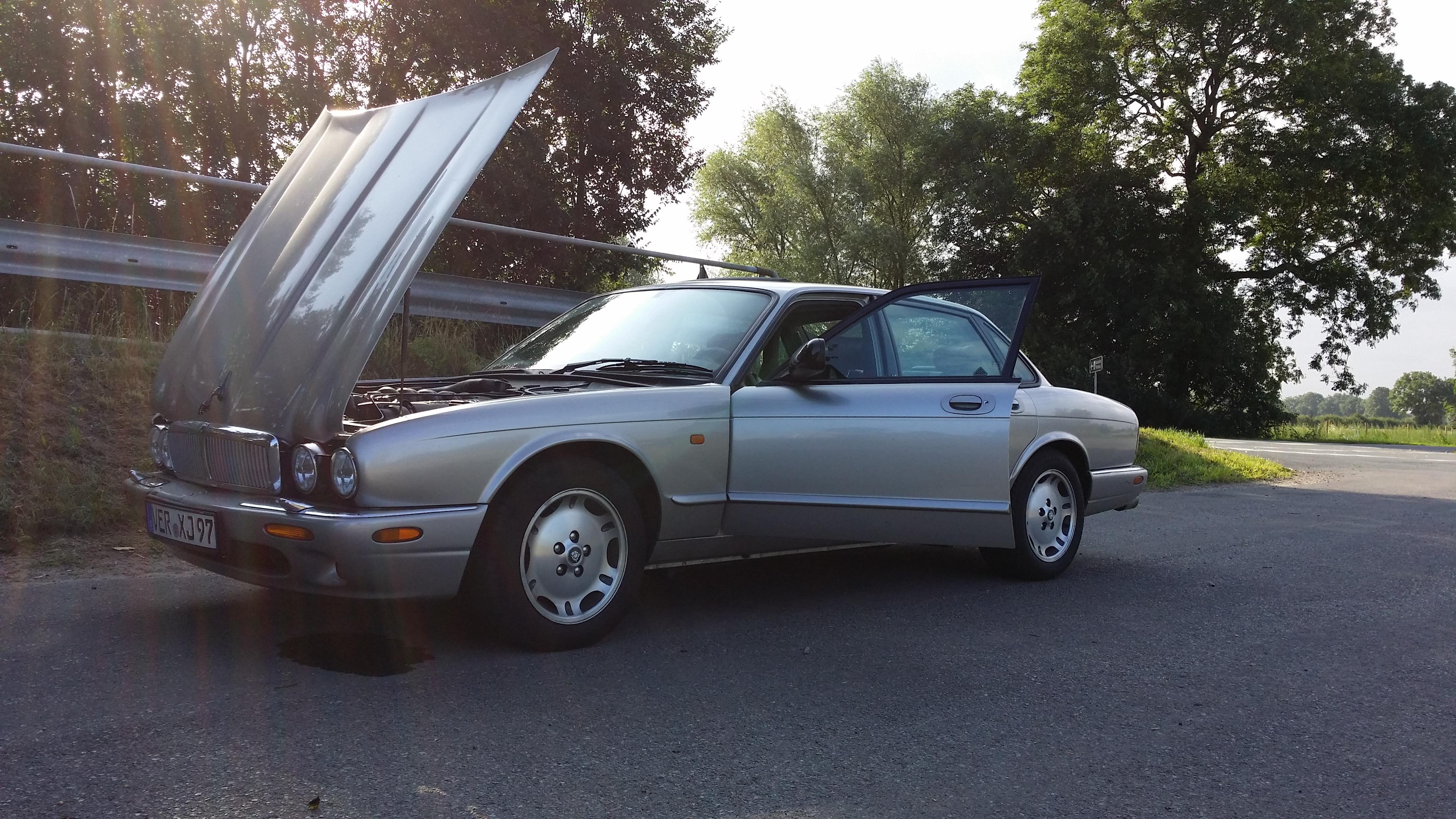 1997 Jaguar XJ8 Executive (X308) 3.2l V8