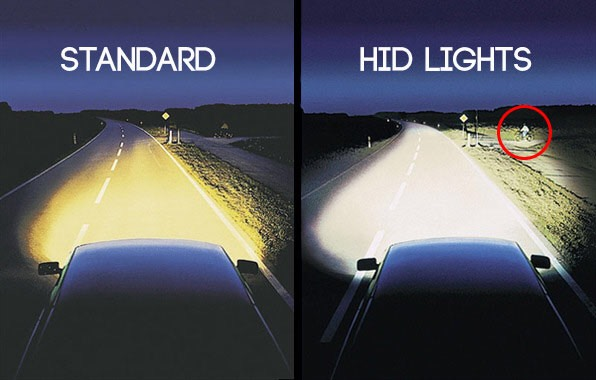 Installing Hid Lights For Old Cars Yes Or No