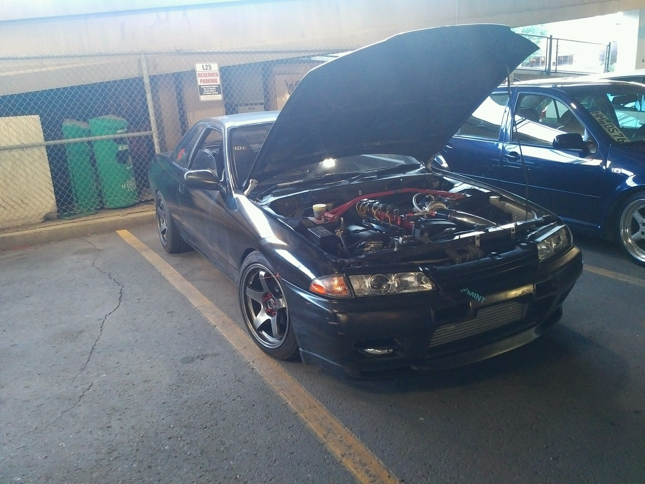 Rb25 neo swapped r32 gtst full standalone