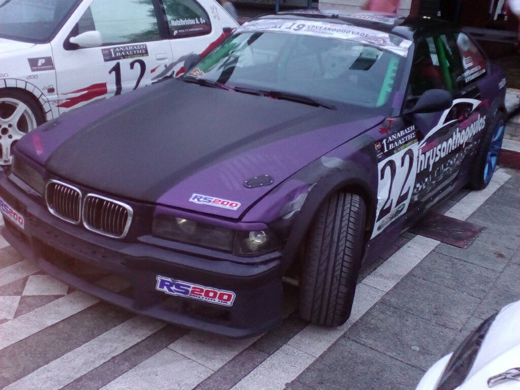 Bmw E36 Drift Build