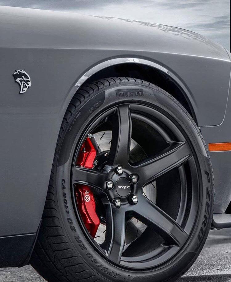 2017 Hellcat Wheels