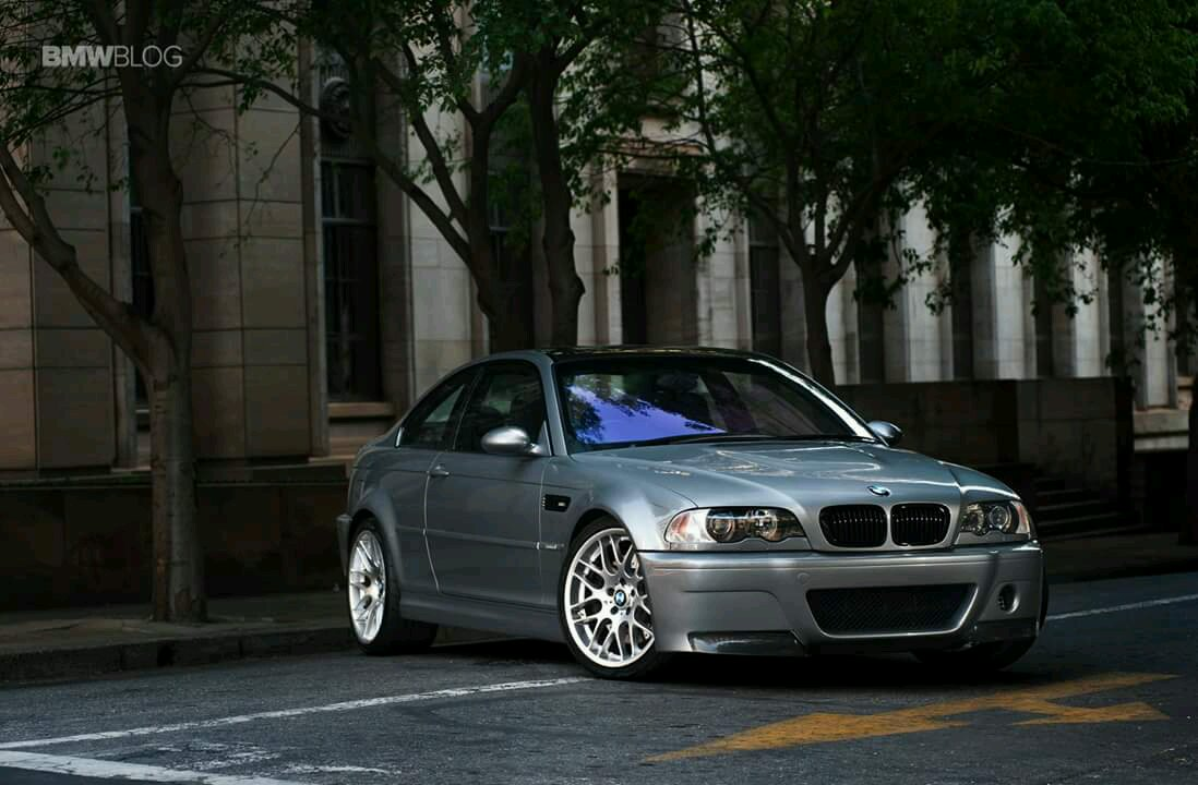 Bmw E46 M3 Csl Wallpaper