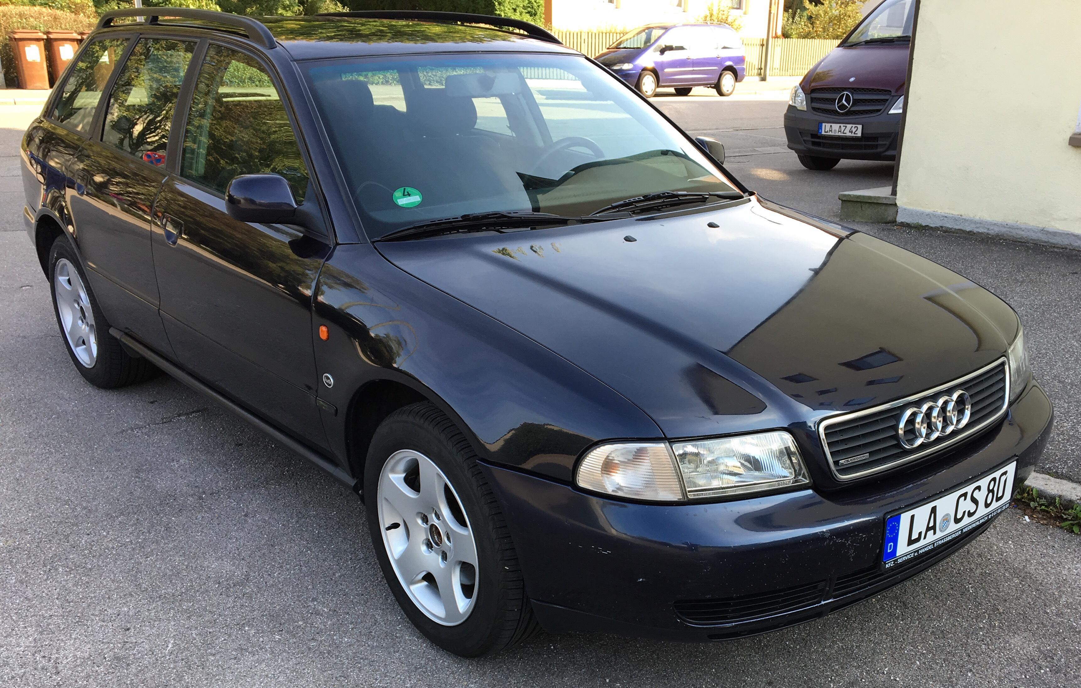 Kekurangan Audi A4 1996 Perbandingan Harga