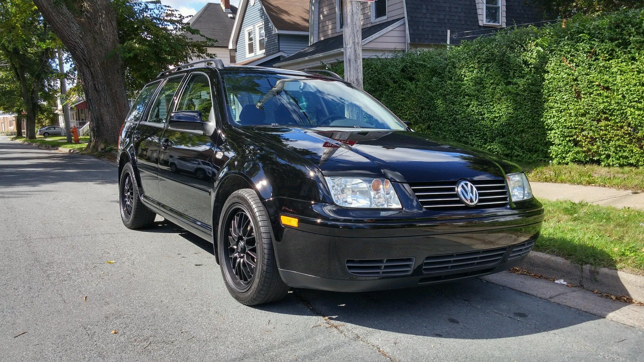 2006 Volkswagen Jetta Tdi Wagon