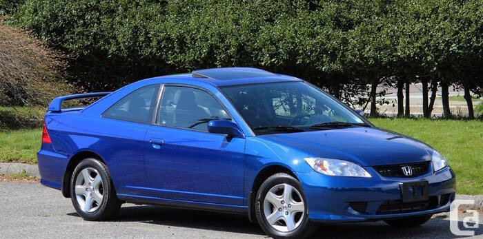 2004 Honda Civic Si-G