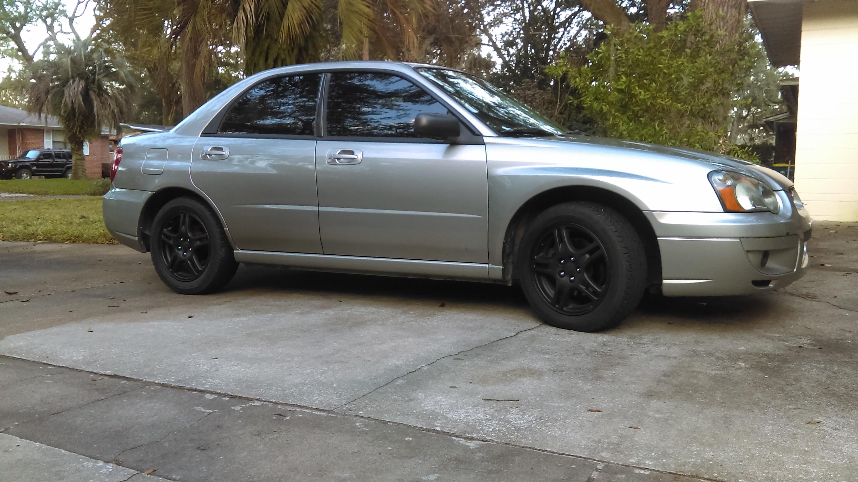 Subaru Impreza 2.5 Rs >> 2005 Subaru Impreza 2 5rs
