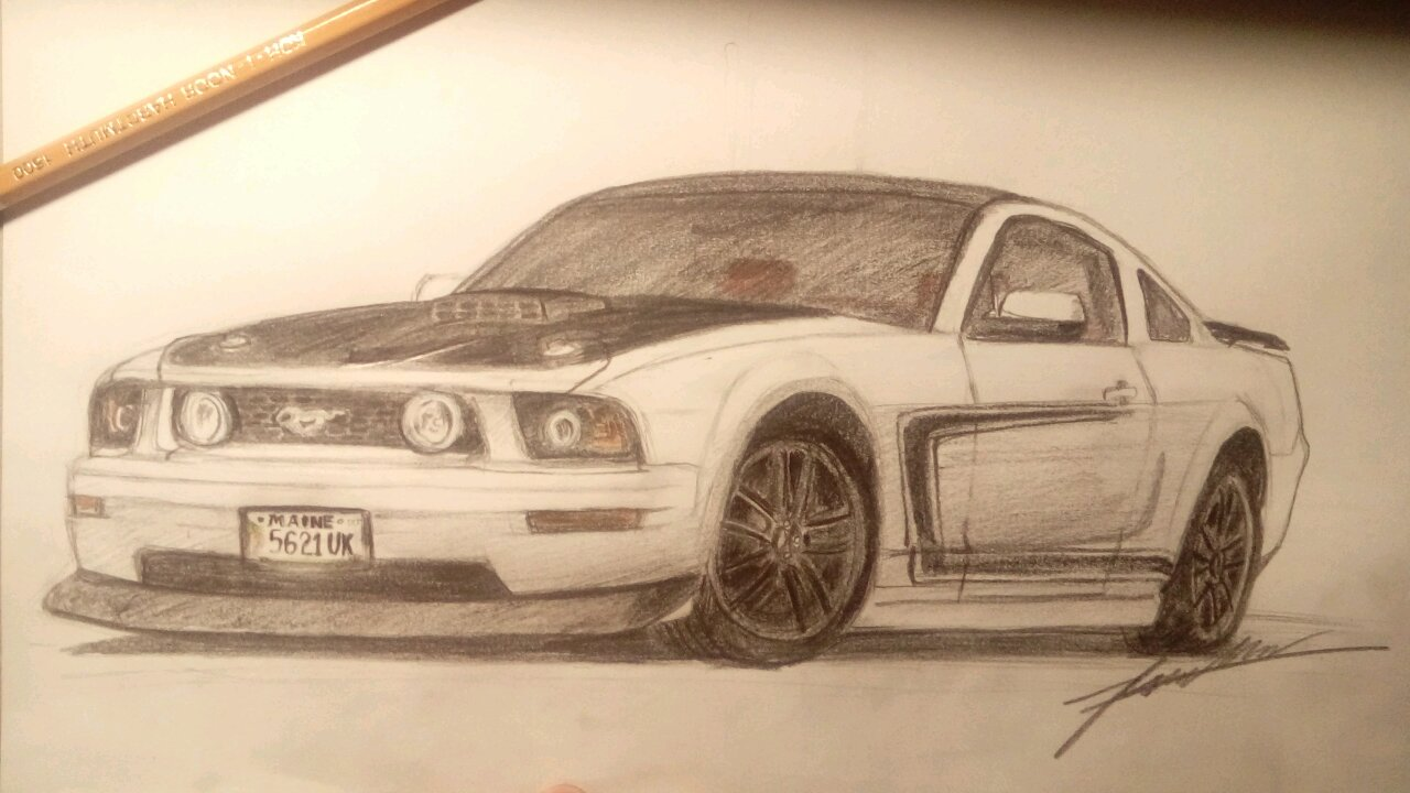 My First Picture In A While This Time I M Trying To Draw The
