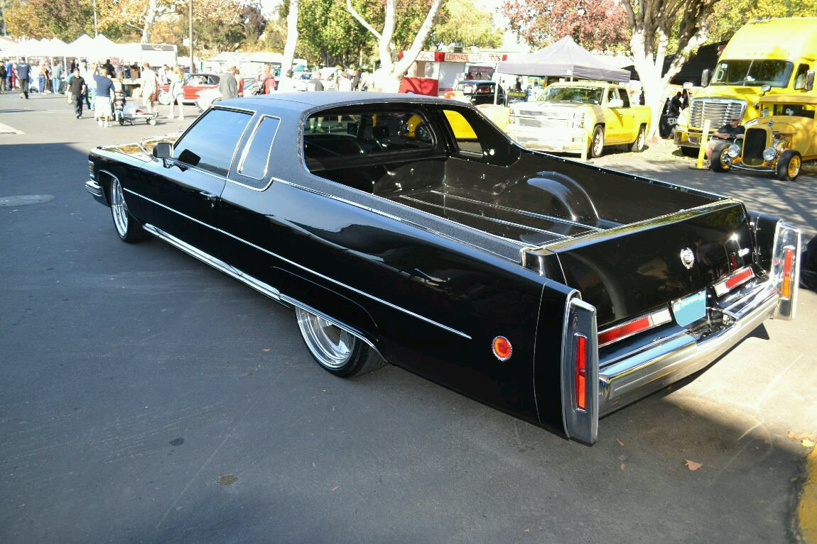The High Class Elcamino One Of Only 204 Cadillac Mirage