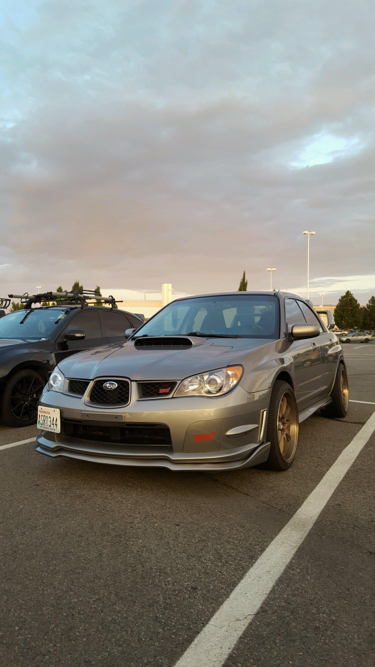 What Do You Think Of My Photography Skills Also Really Cool Subaru Hawkeye Wrx Sti