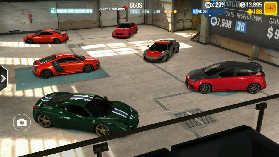 My csr2 car collection in garage 1 toyota gt86 bmw m4 for Garage auto plus herblay
