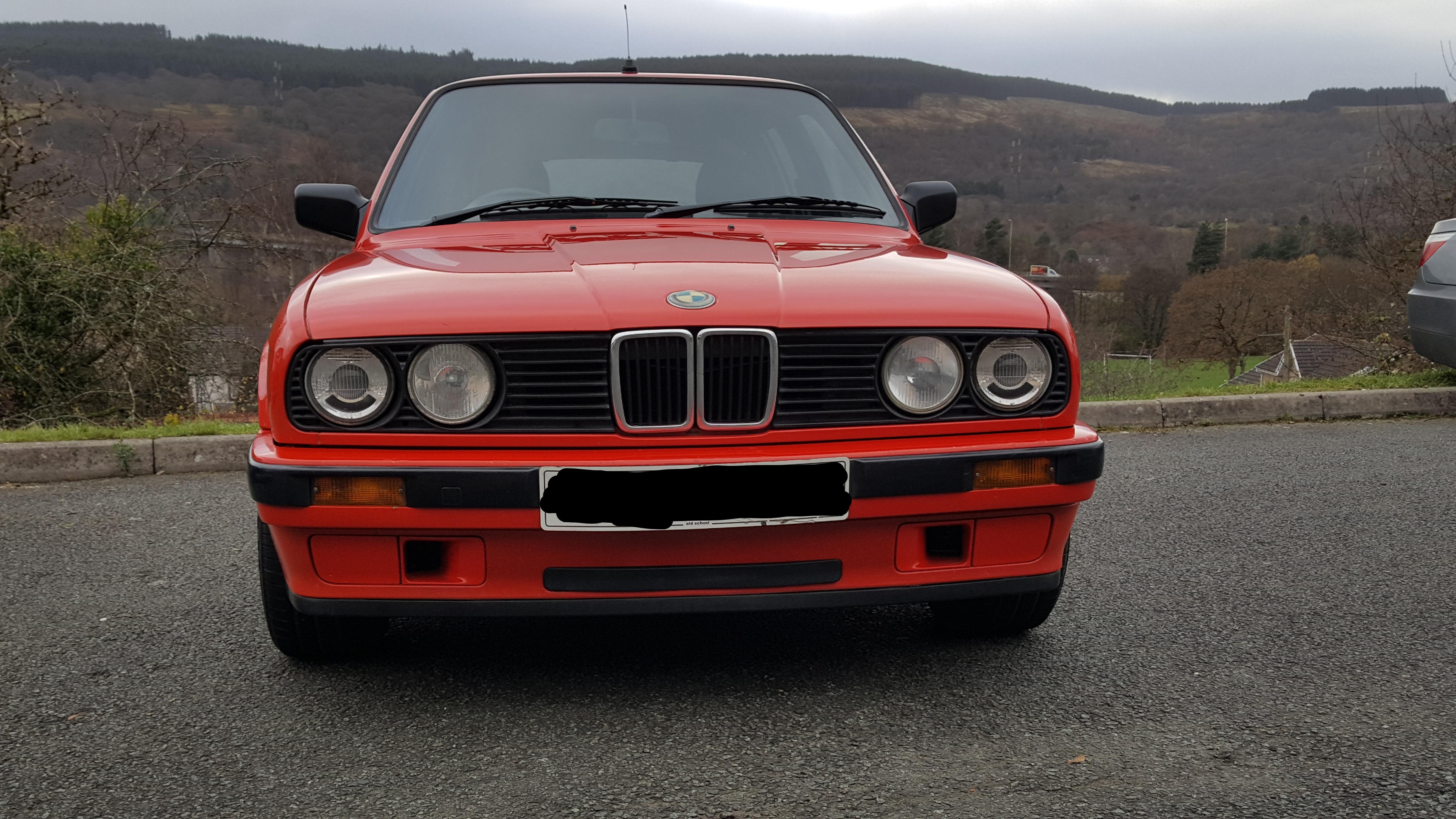 1994 bmw e30 318i lux for Garage bmw chambery 73
