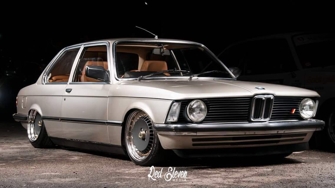 Bmw E21 Stance Stanced On Hydrailics