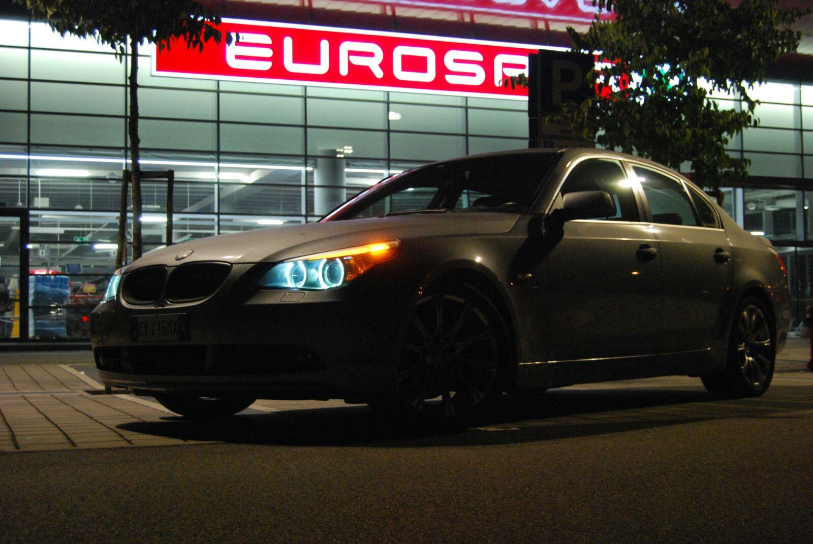 2004 Bmw E60 530d