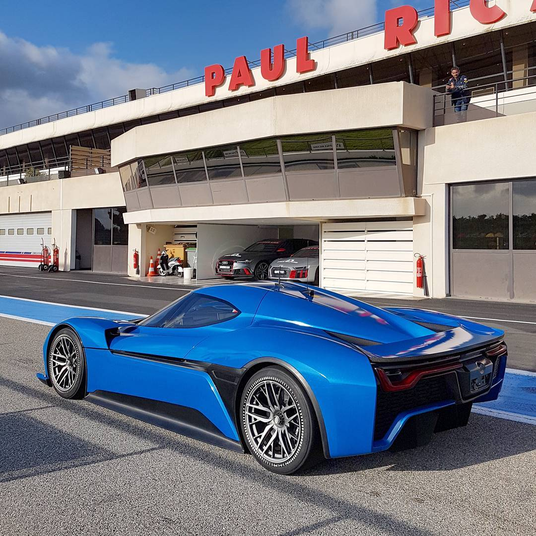 Ep9 Electric Supercar By Nextev: I Was Lucky Enough To Join The NextEV Team For A Behind