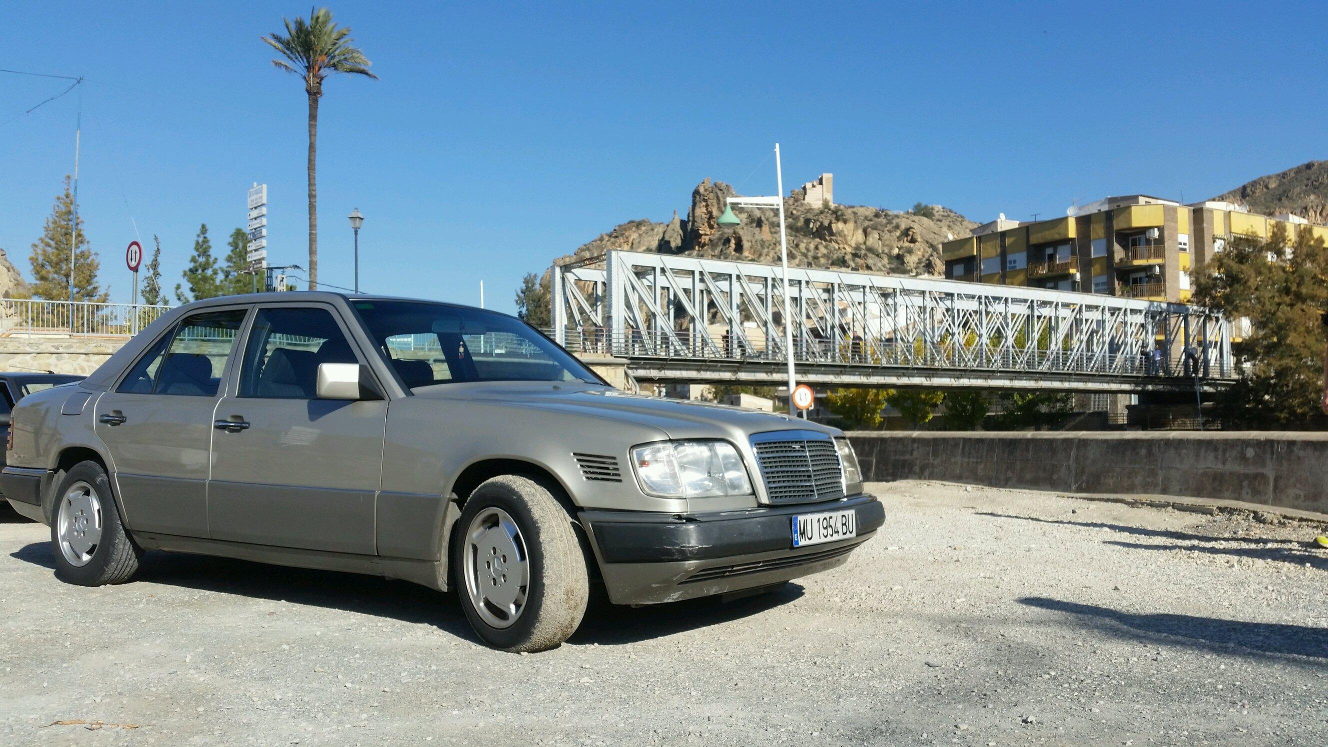 1989 300D Turbo w124