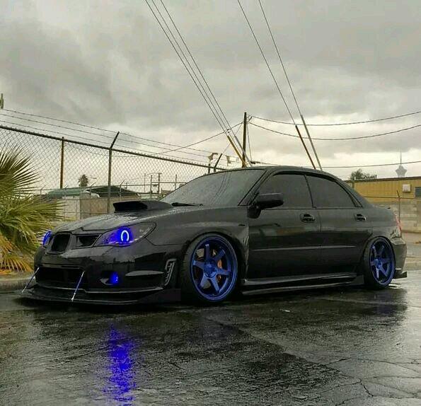 Subaru Car Wallpaper: Badass Subaru