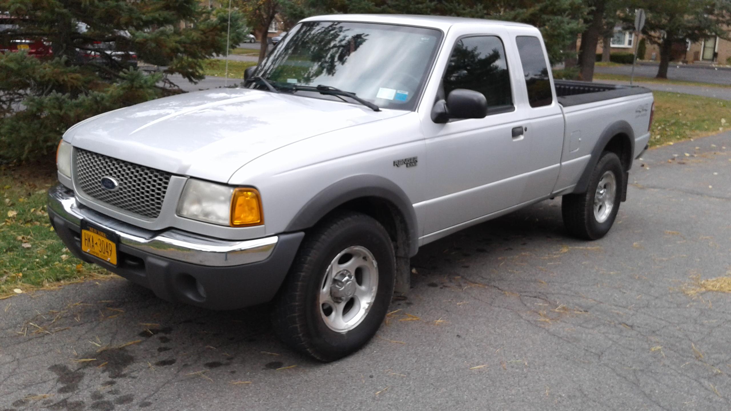2001 ford ranger xlt 4x4 off road