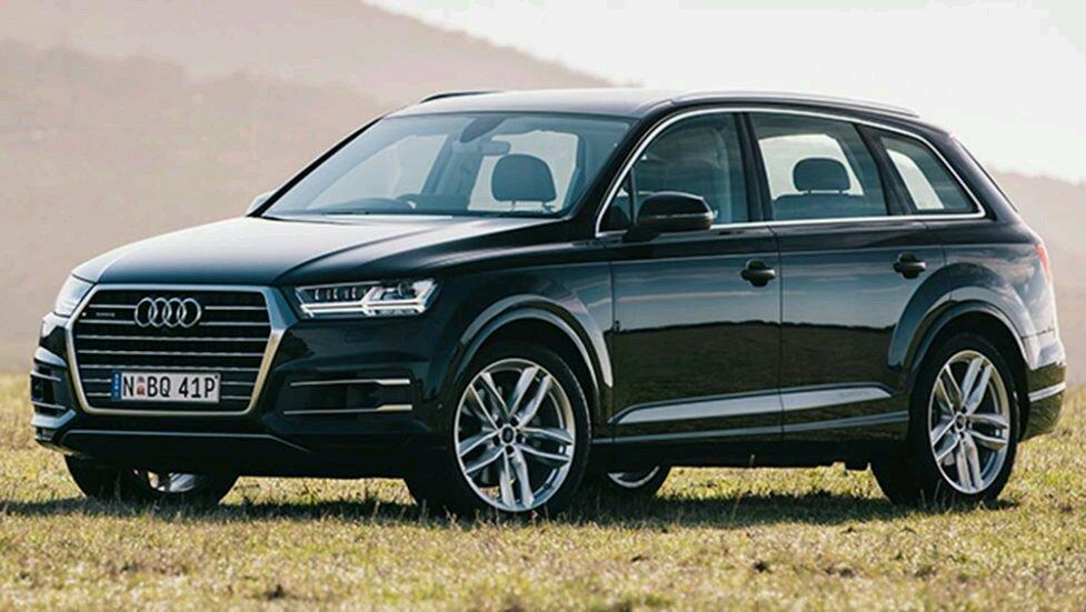 Rivals Audi Q7 Vs Volvo Xc90 Vs Land Rover Discovery Vs Bmw X5 What