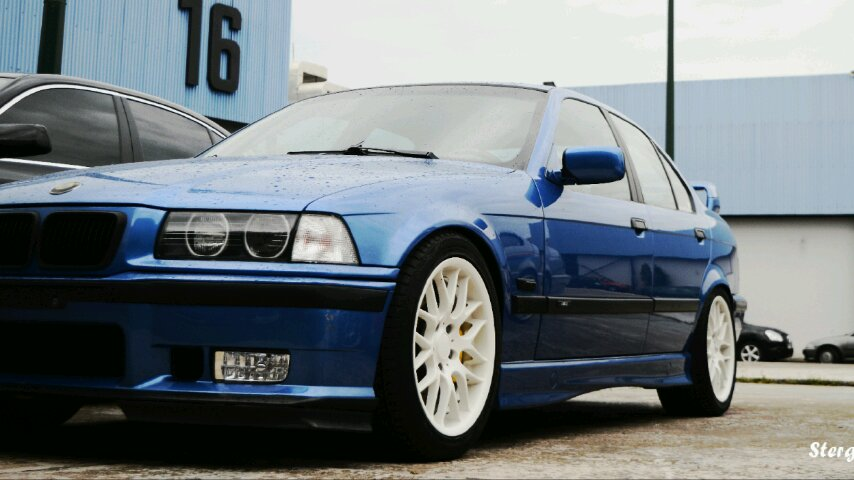 Bmw E36 M3 And E39 M5 Wallpapers My Photos