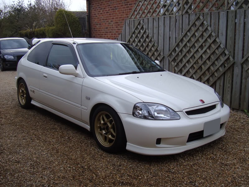 1998 Honda Civic Type R