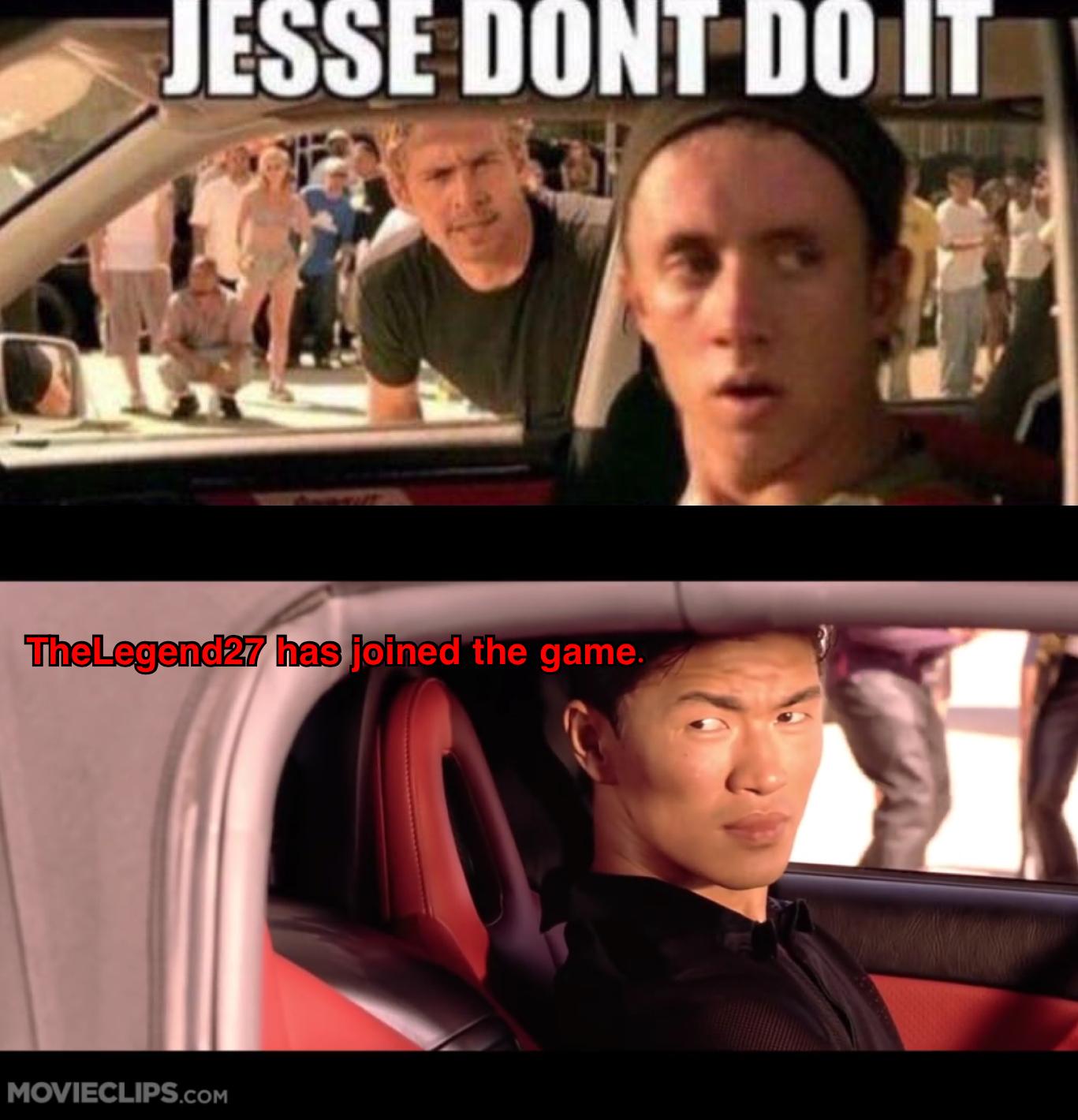Carthrottle Deserves A Thelegend27 Meme