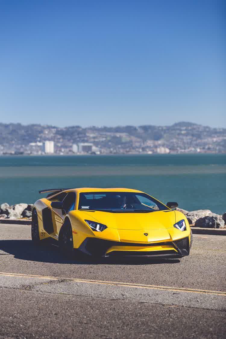 Lamborghini Aventador Sv Phone