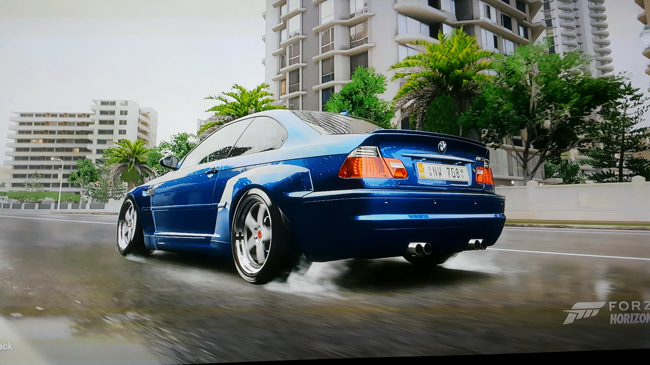 My Widebody Bmw E46 M3 In Forza Horizon 3 What Is Your