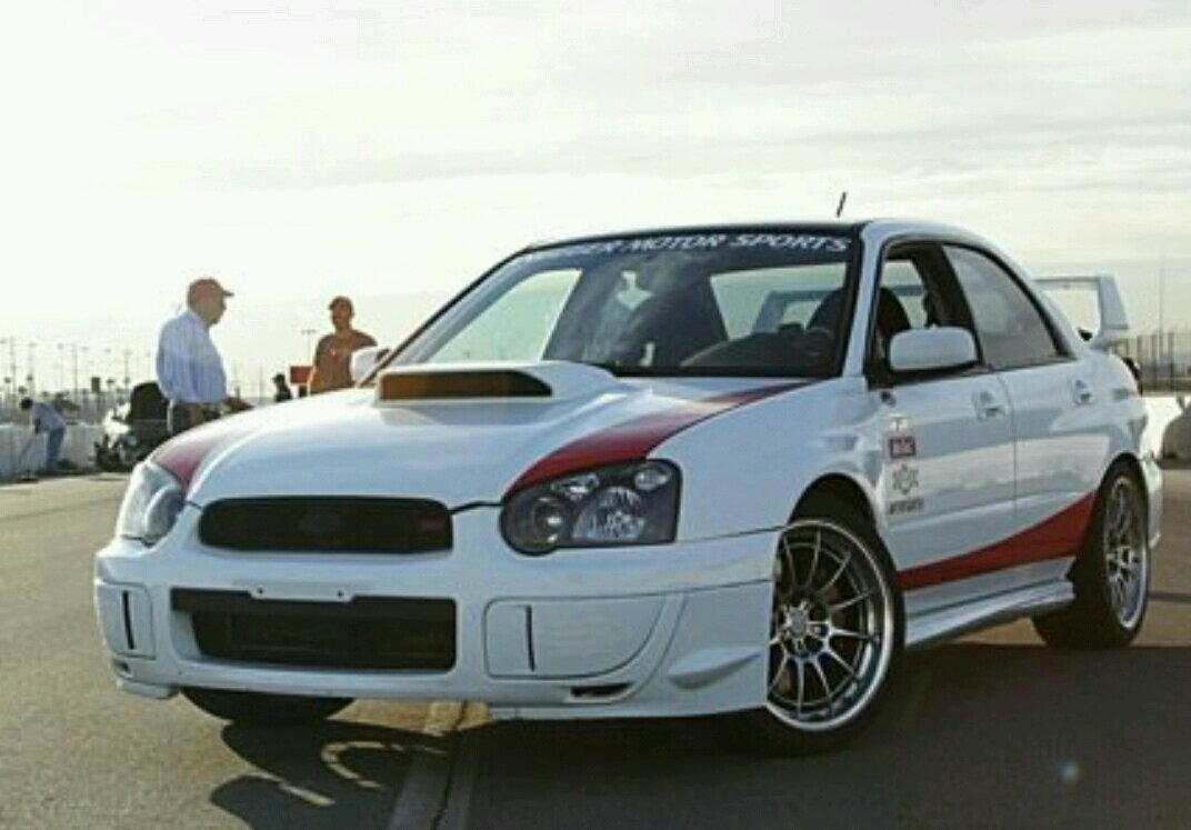 Famousrides Subaru Impreza Wrx Sti From Born To Race