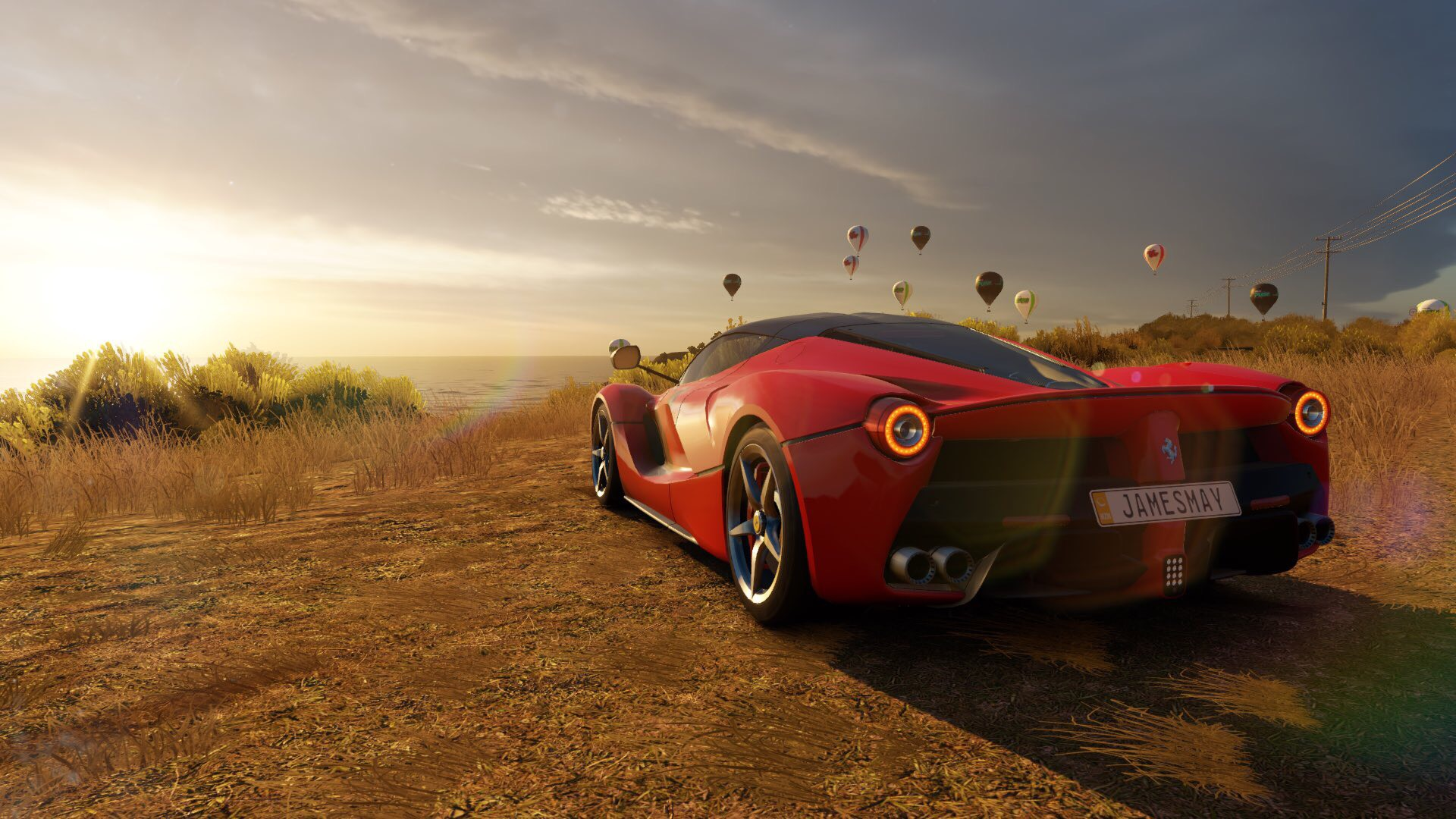 The Laferrari In Forza Horizon 3 Picture 3 With James May