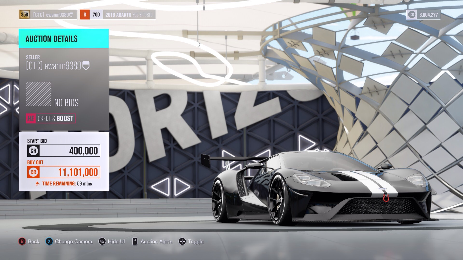 Ford If You Have Ever Wanted The Ford Gt Horizon Edition Cheap Then Now Is