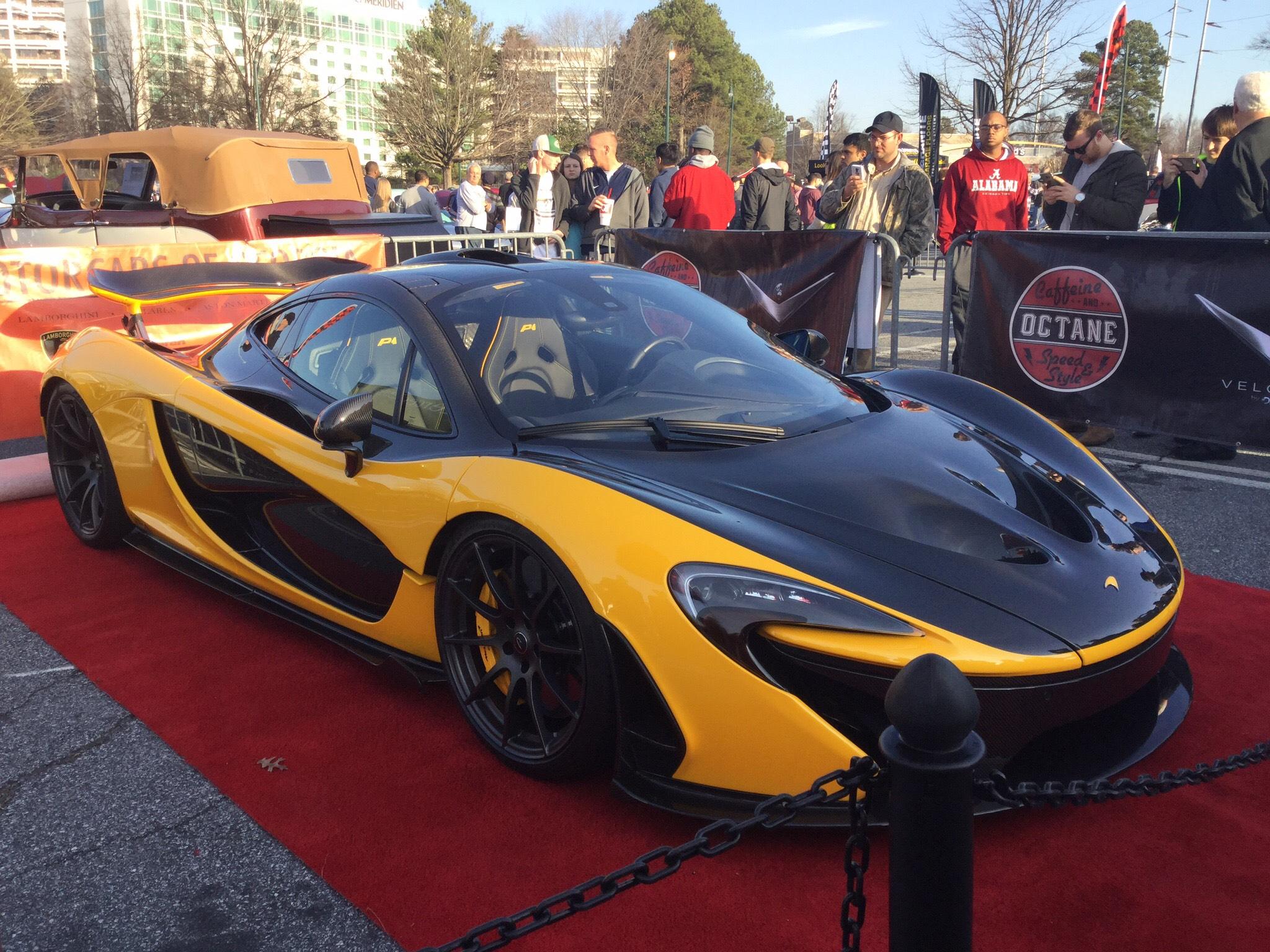 BMW Dealerships In Georgia >> McLaren P1 VP4 in Atlanta