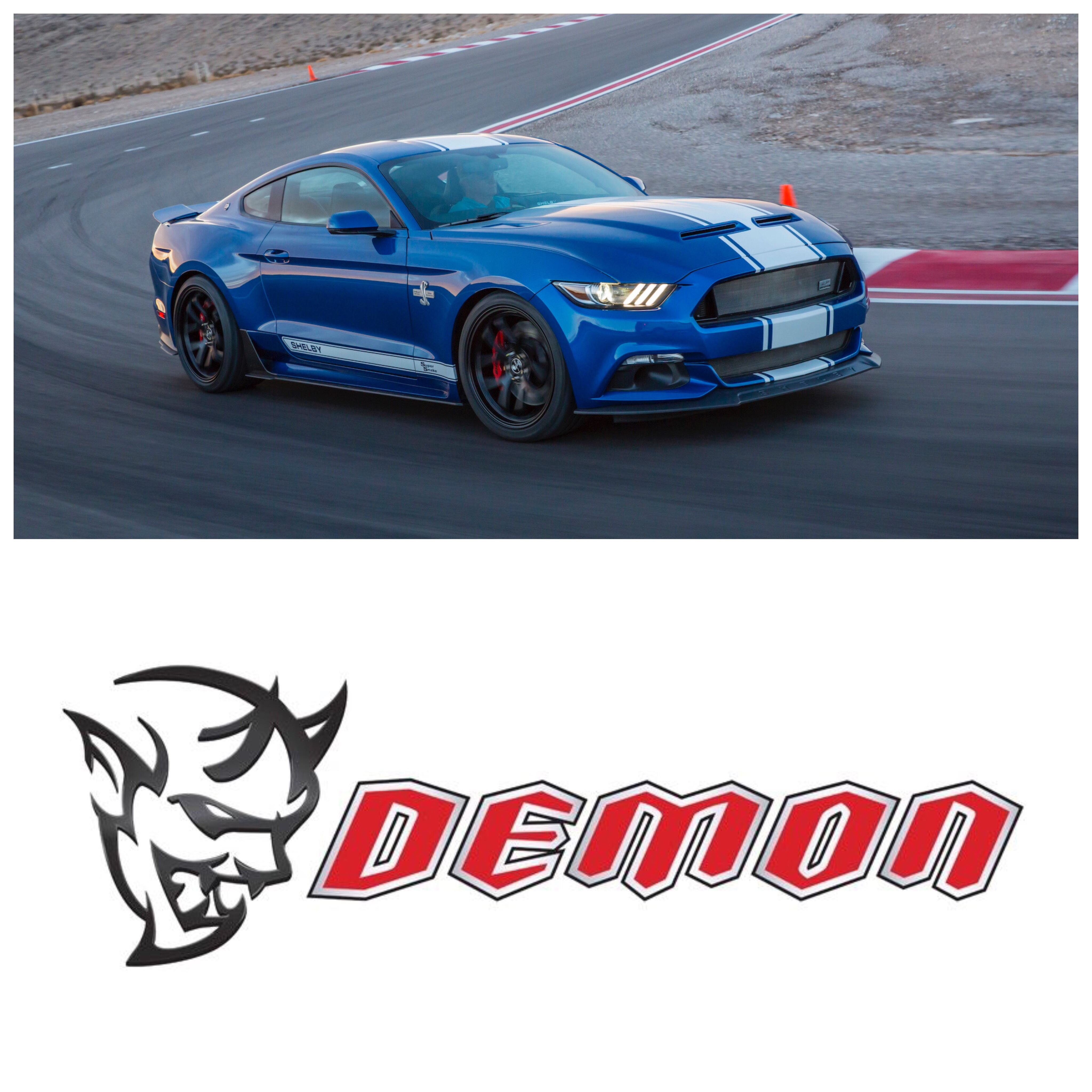 What are you guys more excited for? The 750 Hp super snake