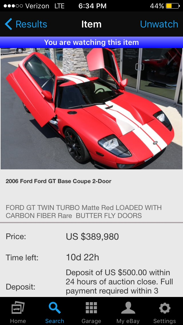 Ford Somebody Put Butterfly Doors On Ford Gt This Is Awesome Used