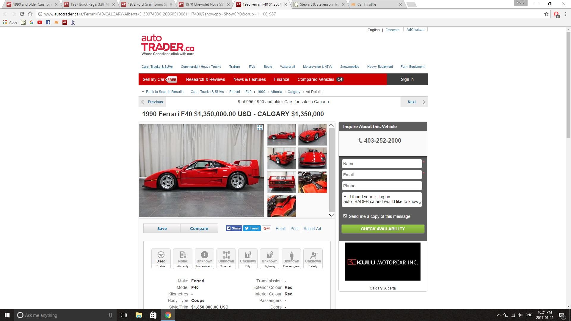 Luxury Www.autotrader.com Canada Gallery - Classic Cars Ideas - boiq ...