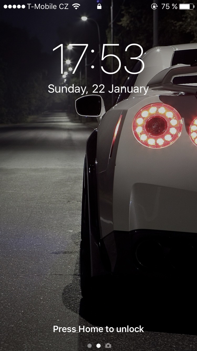 Does Anyone Have The R34 And R35 Wallpaper Thats On Ct App Launch