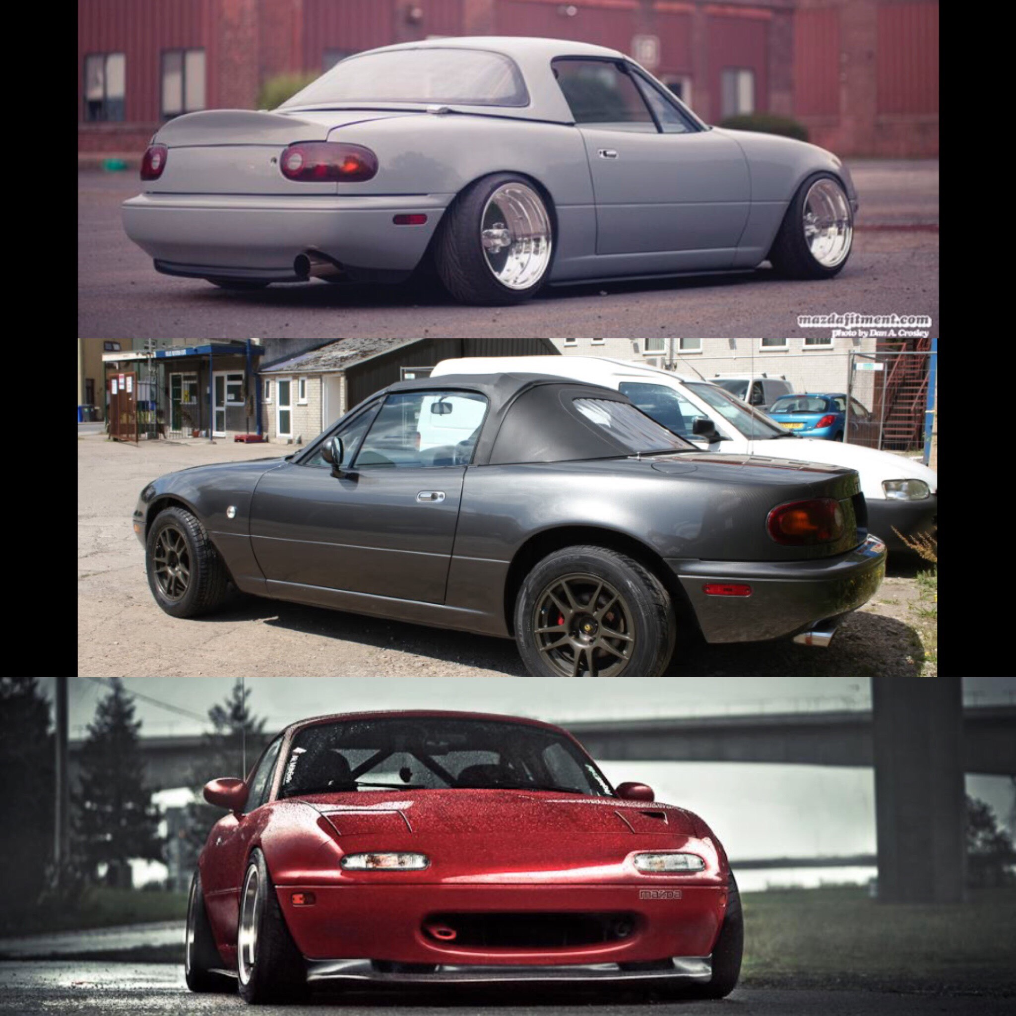What Colour Should I Paint My Mk1 Mx5