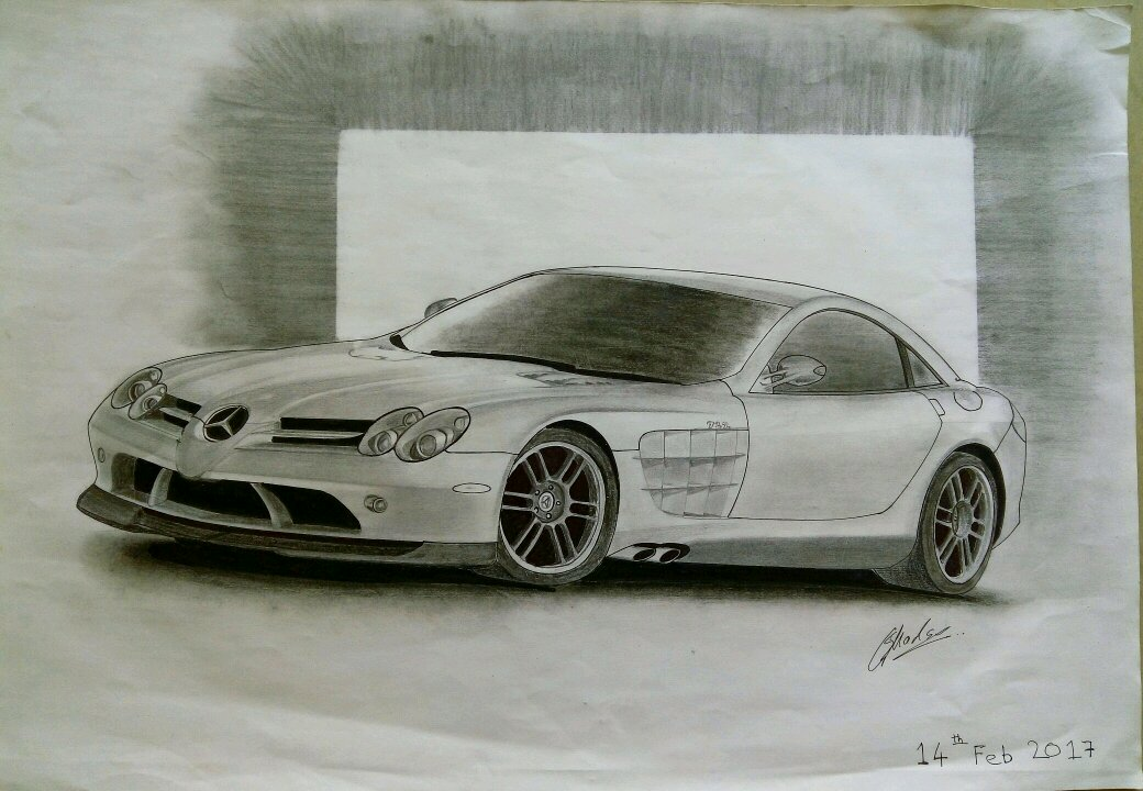 2007 Mercedes Benz Slr Mclaren 722 Edition