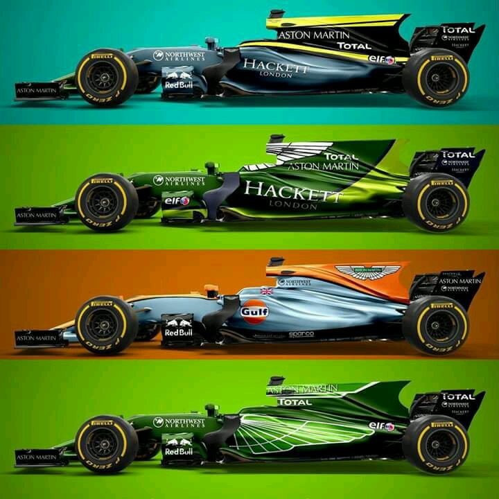 Who Else Would Love An Aston Martin F1 Team
