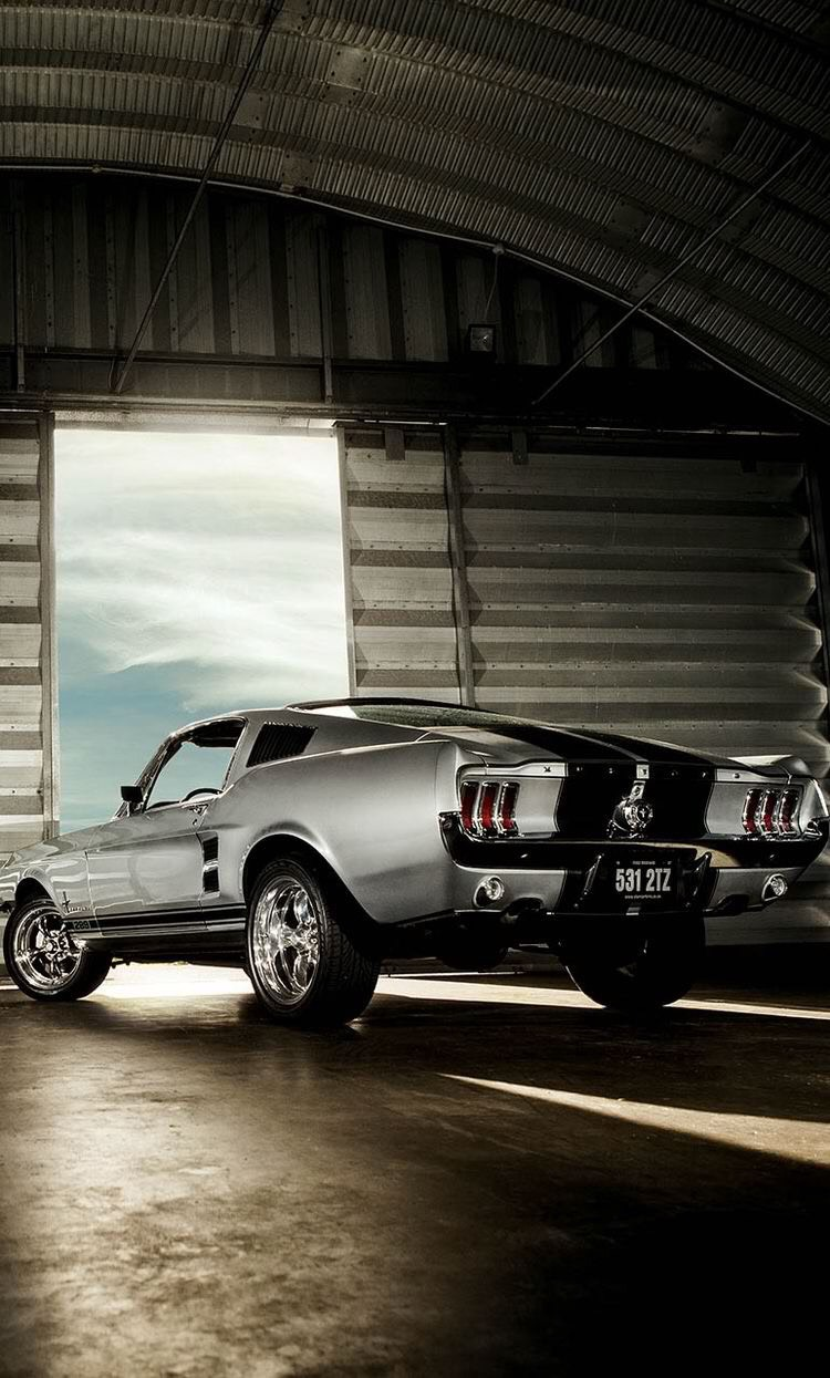 Shelby Mustang Phone Wallpaper