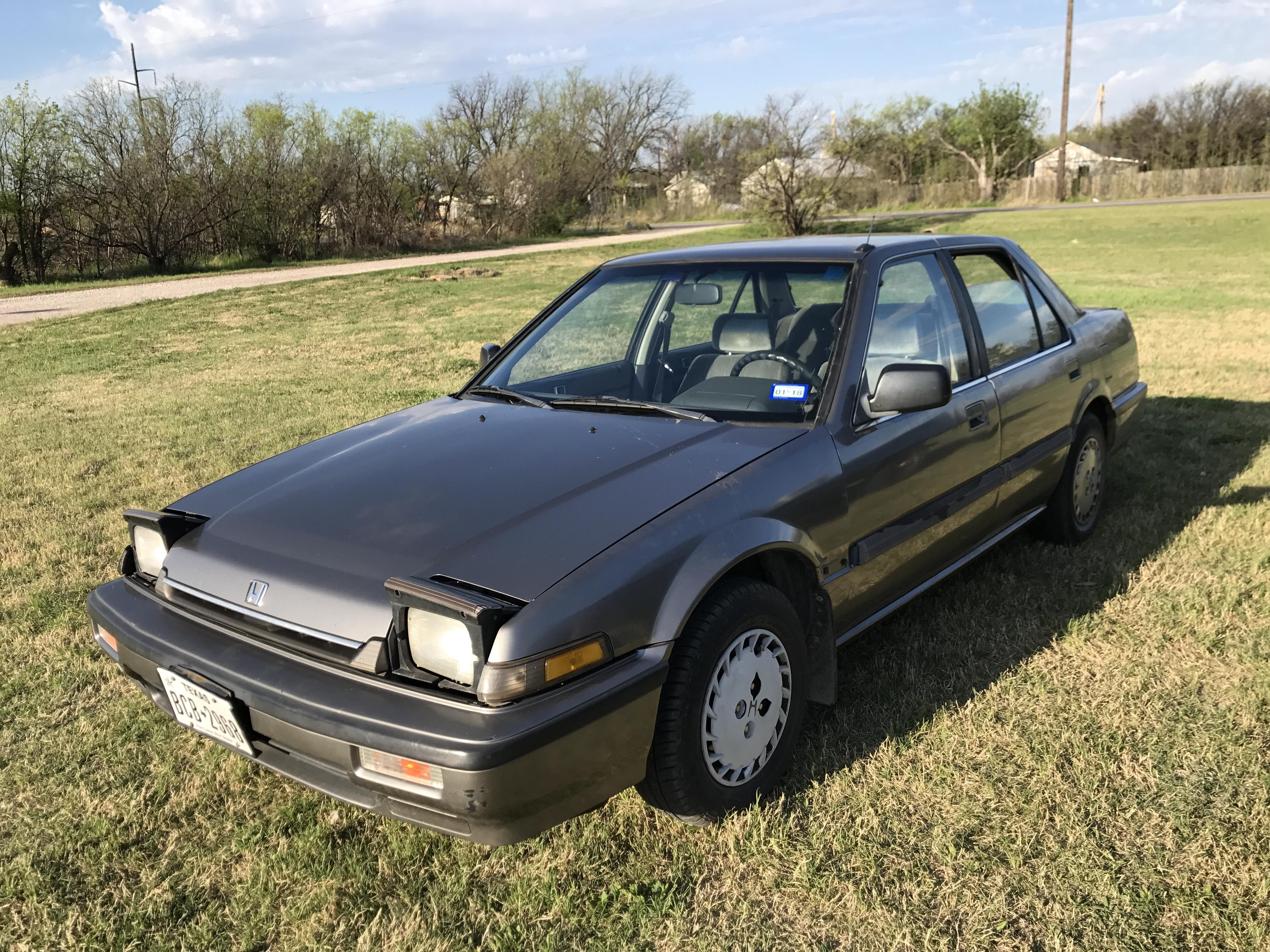 Kelebihan Kekurangan Honda Accord 1989 Murah Berkualitas