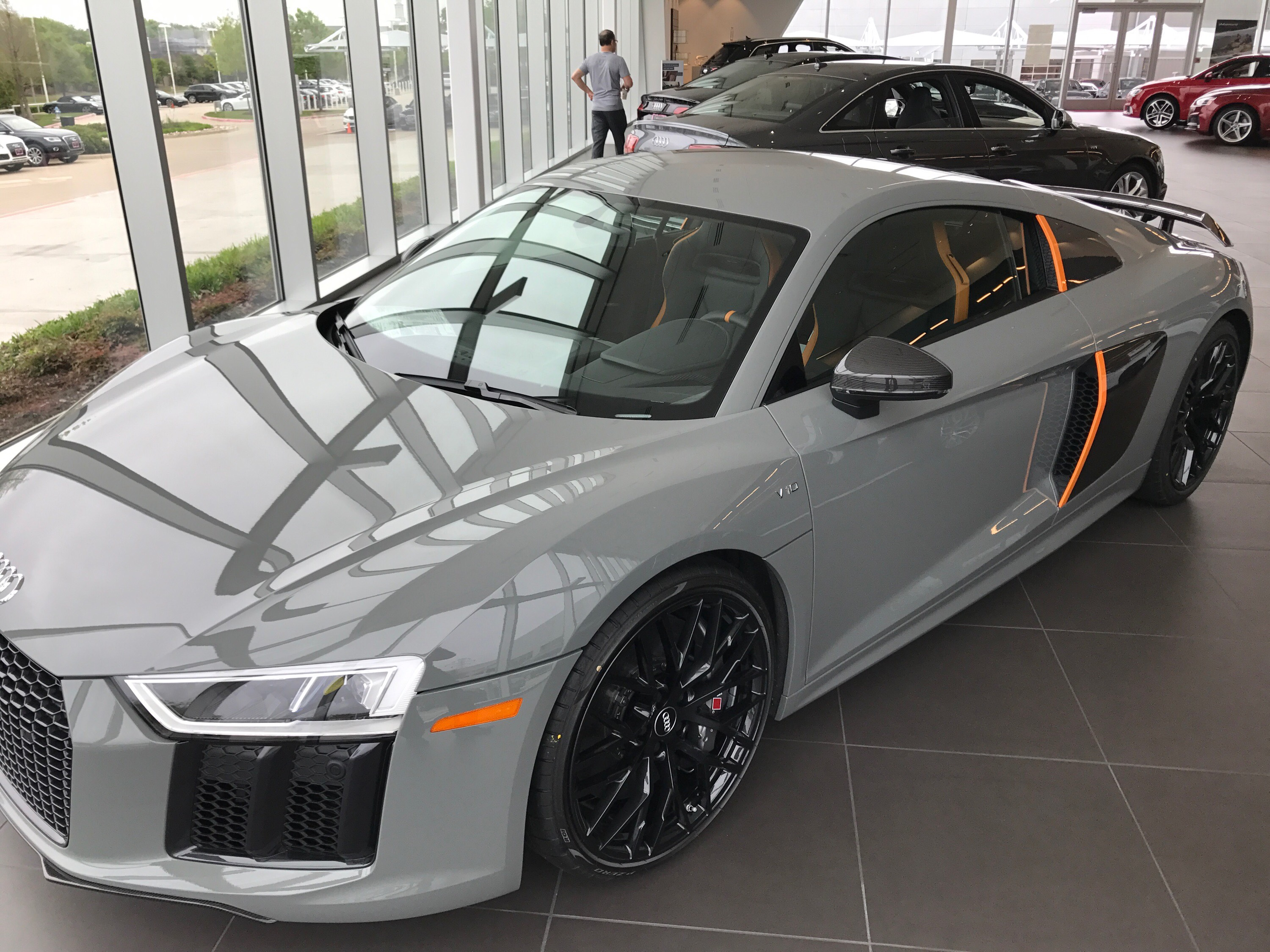Audi R8 Plus Quantum 1 Of 25