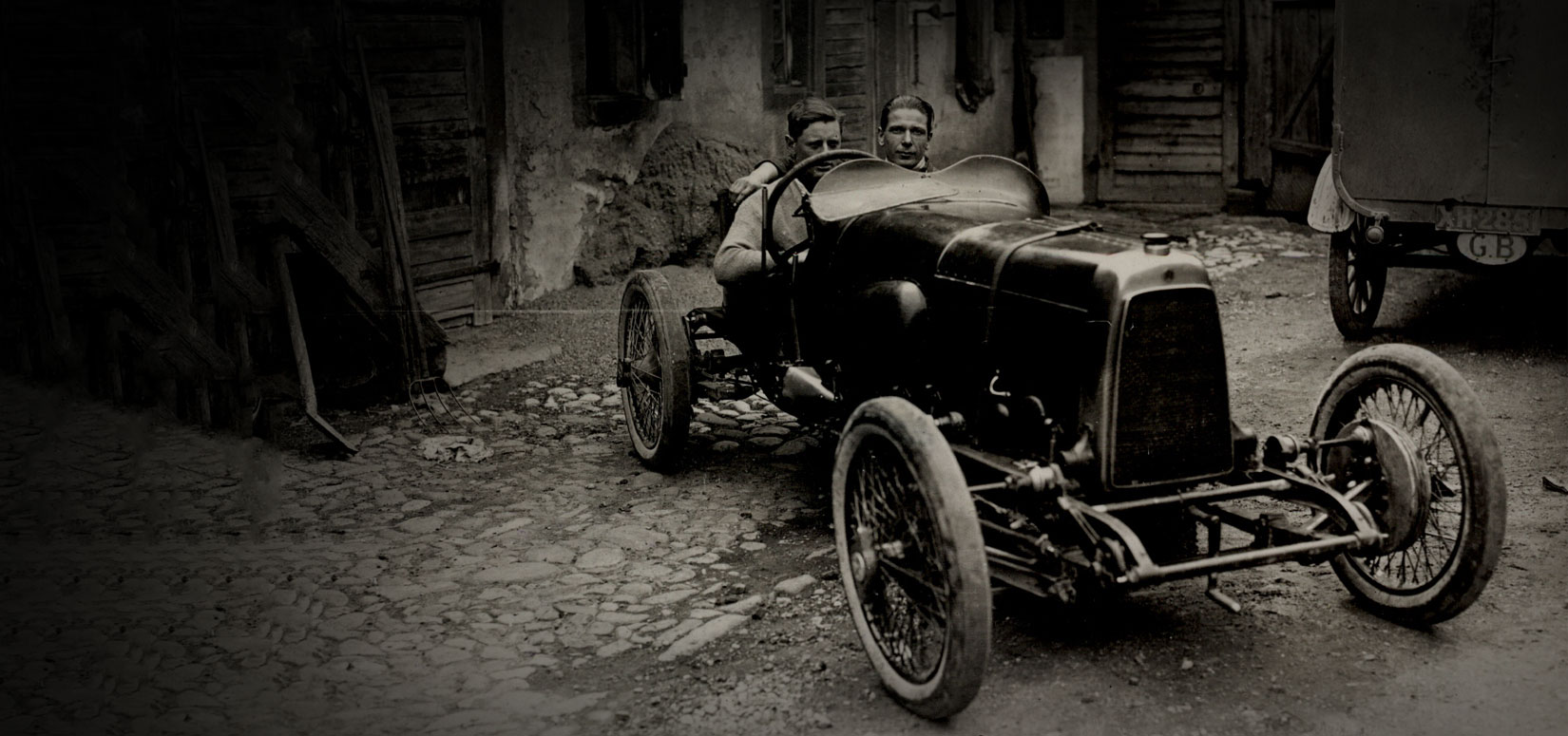 Aston Martin was founded in 1913 by Lionel Martin and Robert Bamford ...
