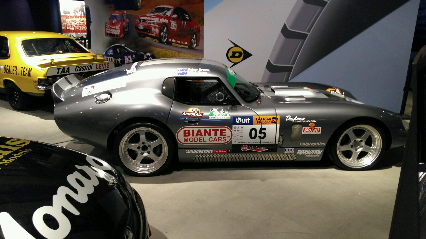 Ever Wondered What Happened To Peter Brock S Daytona Coupe