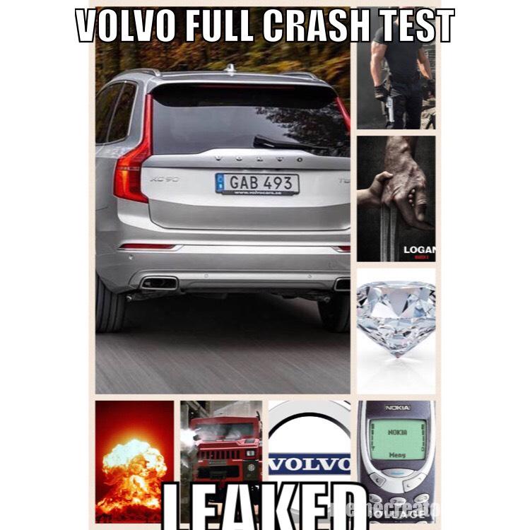 Volvo Meme