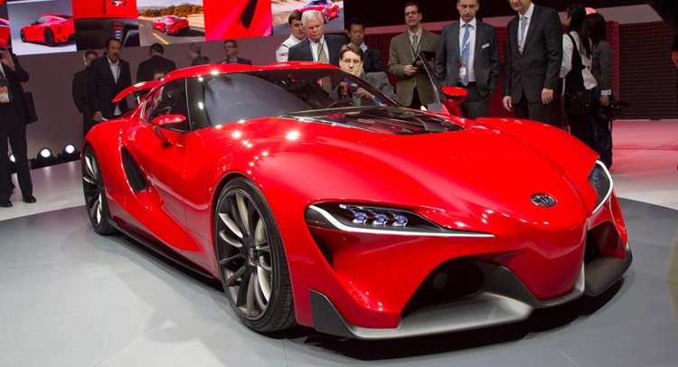 Image result for 2014 Toyota FT1