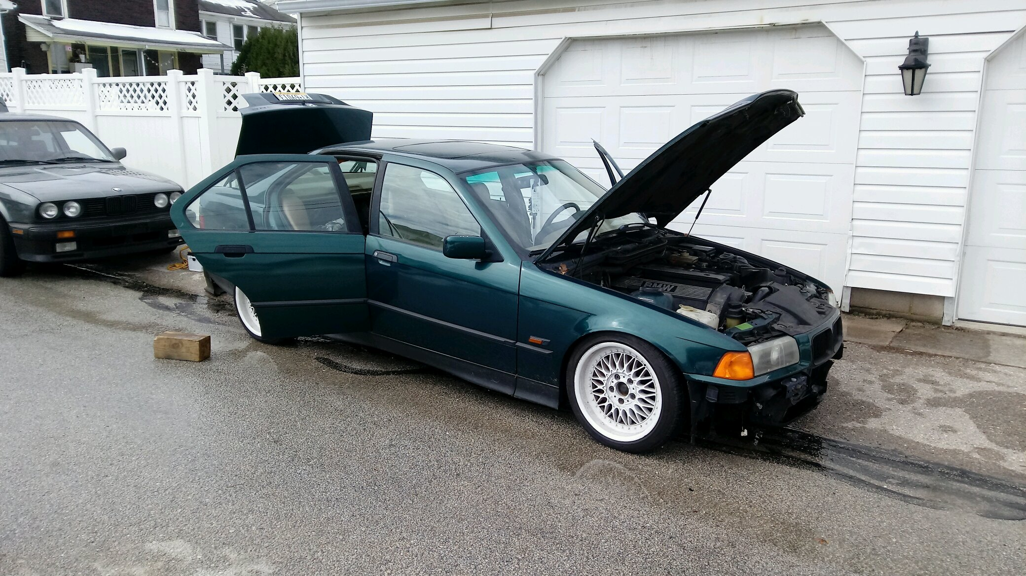 Buying an e36 is complicated