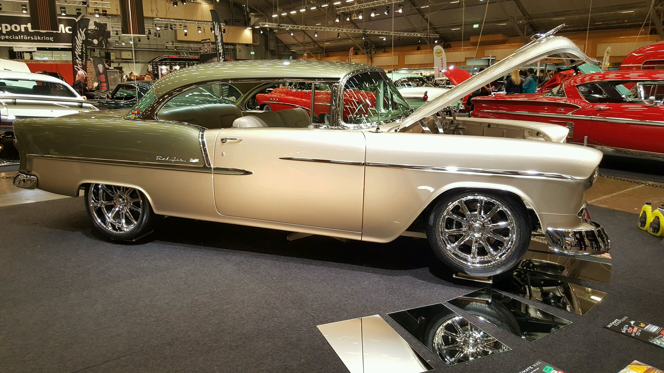 American Classics at Bilsport Custom Motor Show in Jönköping, Sweden ...
